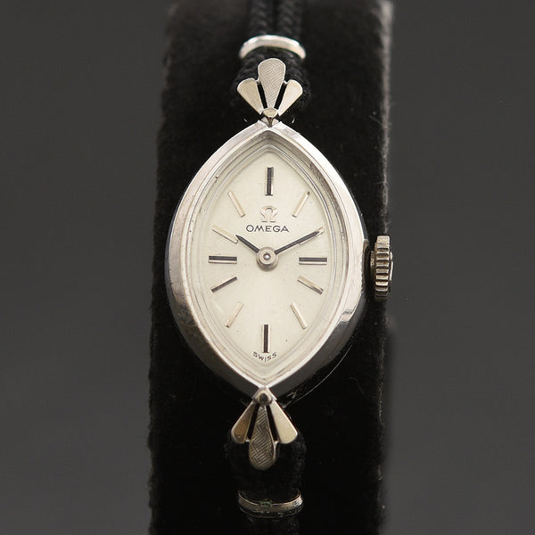1963 OMEGA Ladies Vintage Cocktail Watch Ref. A5280