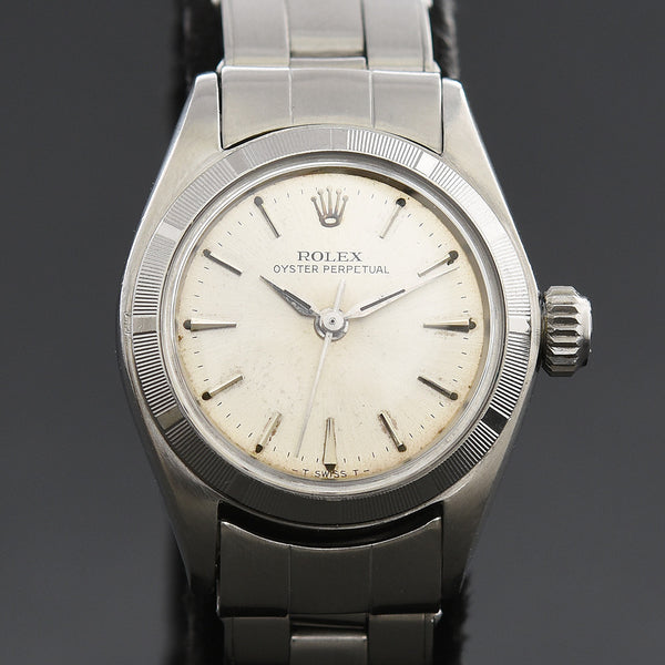 1965 ROLEX Oyster Perpetual Ref. 6623 Ladies Watch