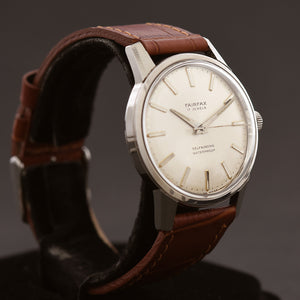50s FAIRFAX Automatic Classic Gents Swiss Watch