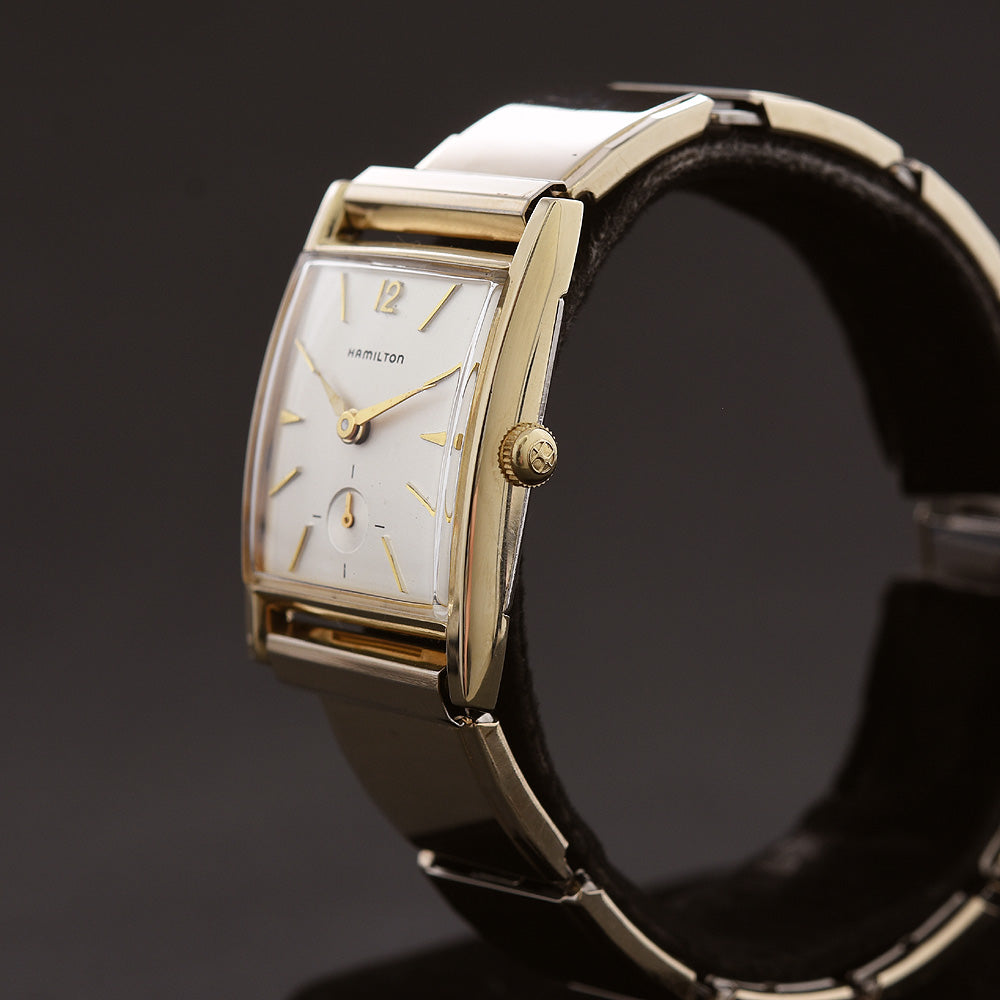 1959 HAMILTON USA 'Dawson' Gents Vintage Dress Watch