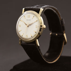 1956 GRUEN Precision 422SS-956 Gents Dress Watch