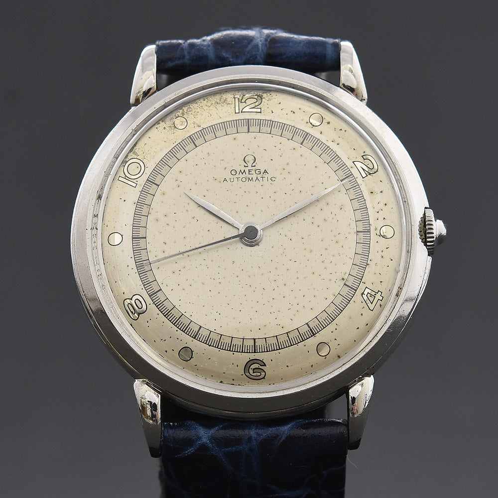 1947 OMEGA Gents bumper Automatic Watch 2446-1