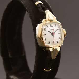 1970 BULOVA 'Flight Nurse' Ladies Swiss Cocktail Watch