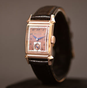 1944 BULOVA 'Director' Gents Dress Vintage Watch
