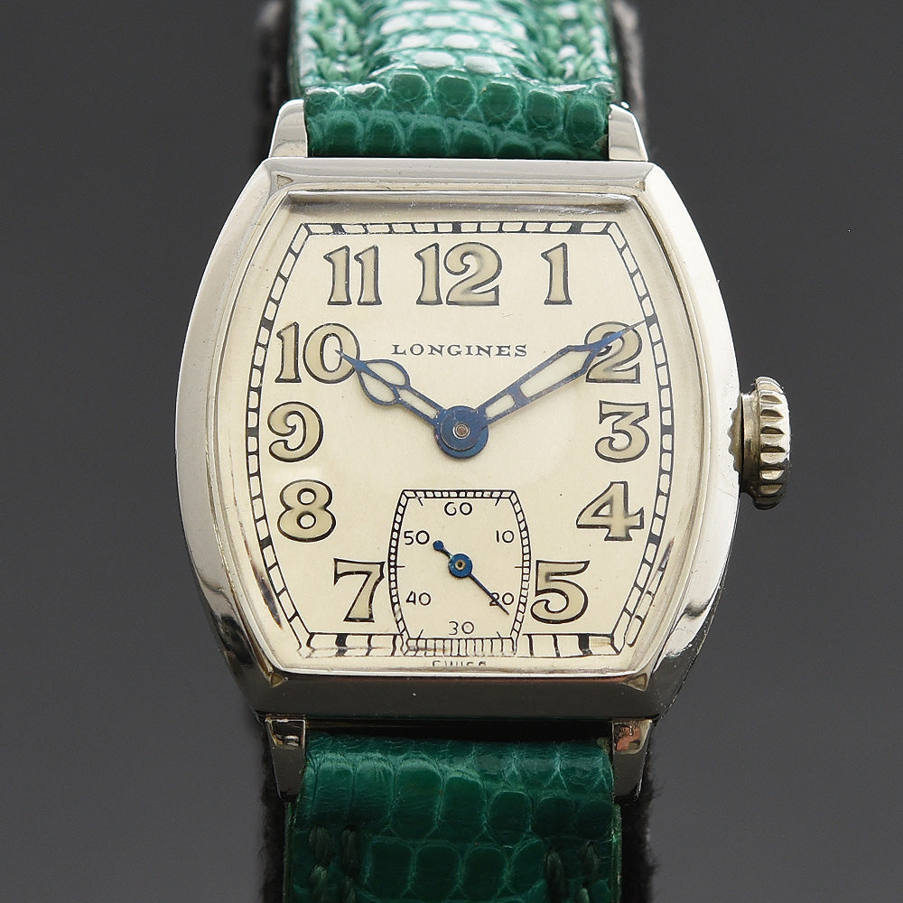 1929 LONGINES Lady/Junior Art Deco Watch
