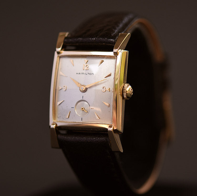 1955 HAMILTON USA 'Trent' Gents Dress Watch
