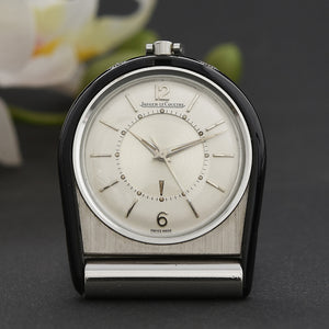 60s JAEGER LECOULTRE Vintage Travel Alarm Watch