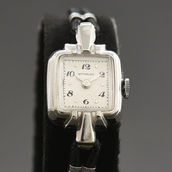 40s WITTNAUER Ladies Swiss Cocktail Watch