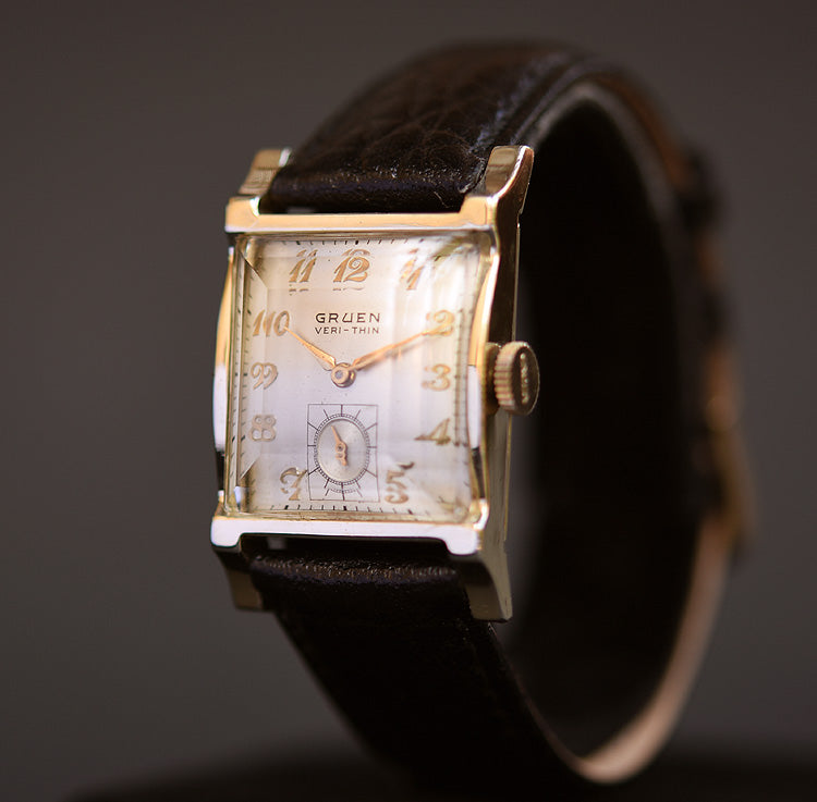 1948 GRUEN Veri-Thin Gents Dress Watch