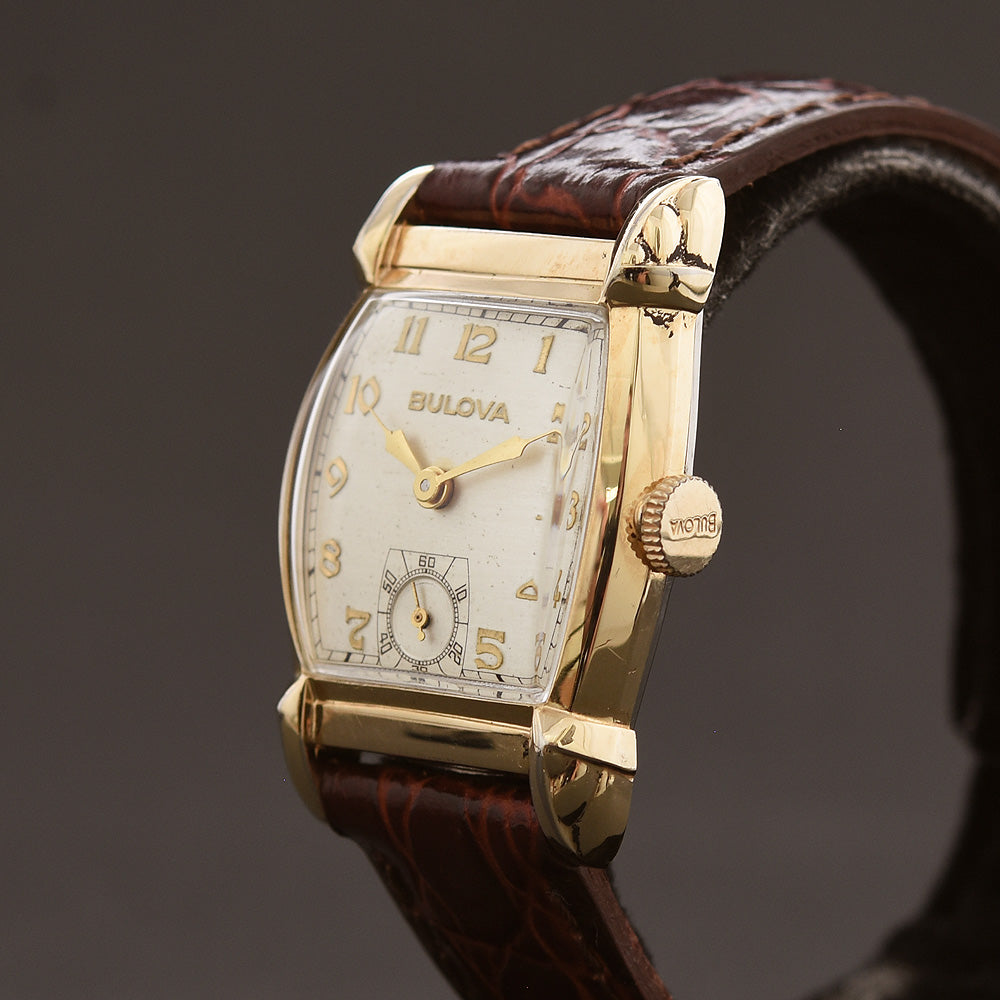1949 BULOVA 'Engineer' Swiss Gents Dress Watch
