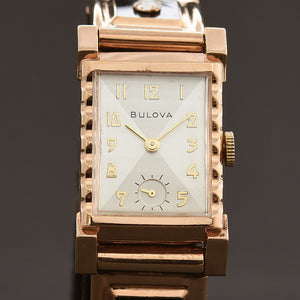 1951 BULOVA USA 'Academy Award ZZ' Vintage Gents Dress Watch