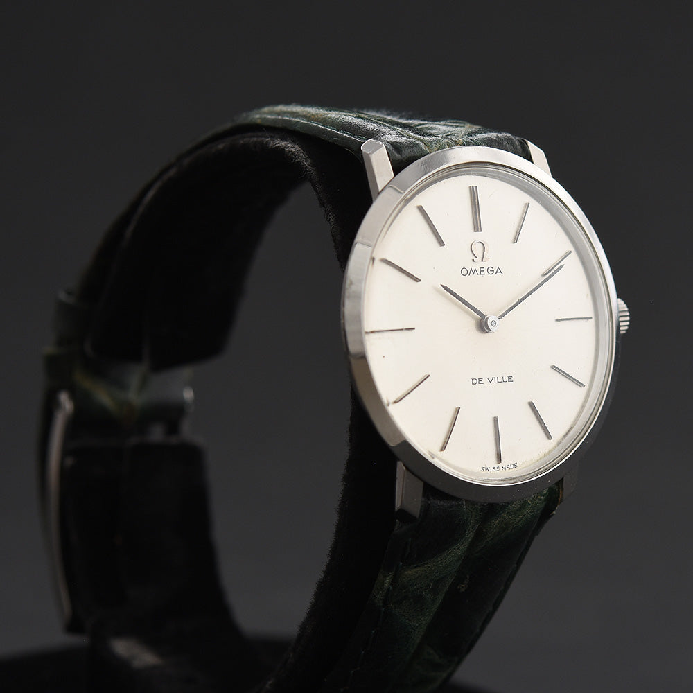1968 OMEGA De Ville Gents Slim Evening Watch Ref. 111.077