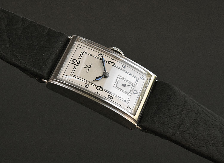 1936 OMEGA Gents Art Deco Dress Watch
