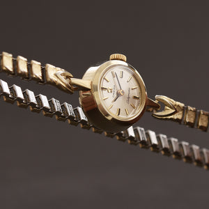 1970 OMEGA Ladymatic Cocktail Watch SS5298