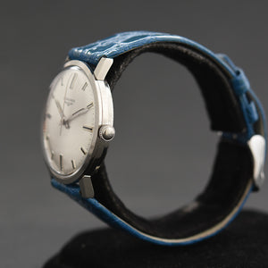 1968 LONGINES Vintage Gents Stainless Steel Swiss Watch 7841-2