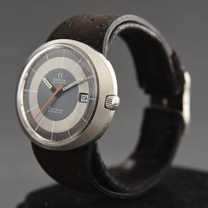 1969 OMEGA Genève Dynamic Automatic Date Vintage Gents Watch 166.039