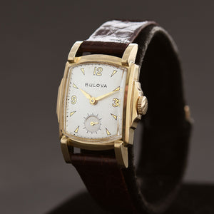 1951 BULOVA USA 'Academy Award S' Vintage Gents Dress Watch