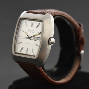 1973 BULOVA Automatic 23 Day/Date Vintage Gents Watch