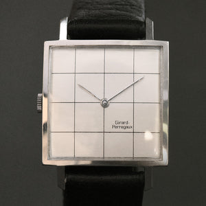60s GIRARD-PERREGAUX Right-Hand Gents Dress Watch
