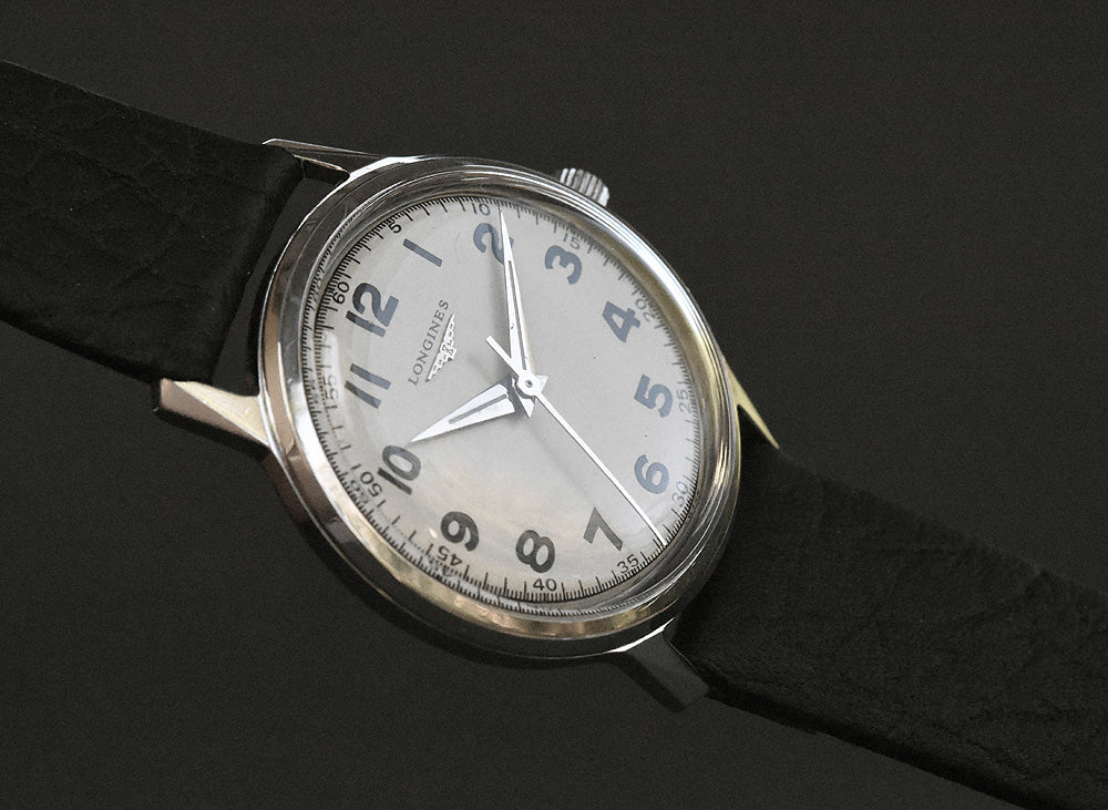 1958 LONGINES Gents Vintage Watch