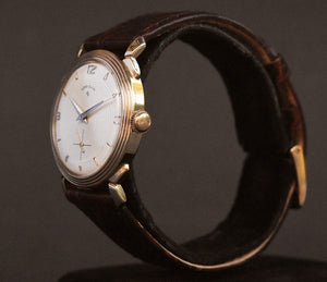 50s LORD ELGIN USA Vintage Gents Dress Watch