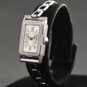 1927 BULOVA Ladies Art Deco Watch