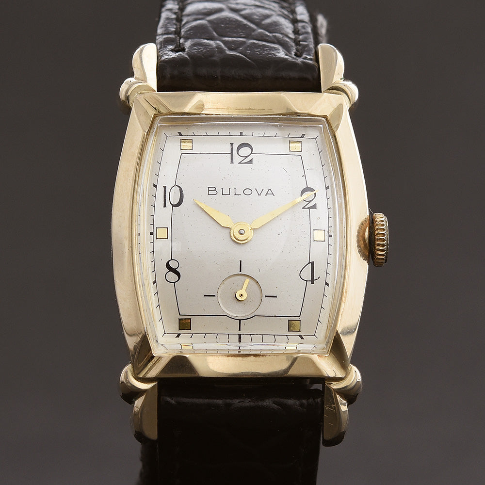 1952 BULOVA 'Ambassador E' Vintage Gents Dress Watch