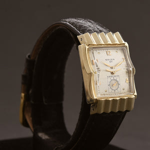 1949 GRUEN USA '21' Precision Gents Dress Watch 335-657
