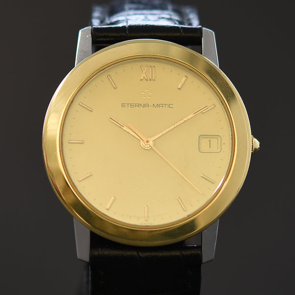 ETERNA Eterna-Matic 1856 Gents Date Watch Ref. 3400.47