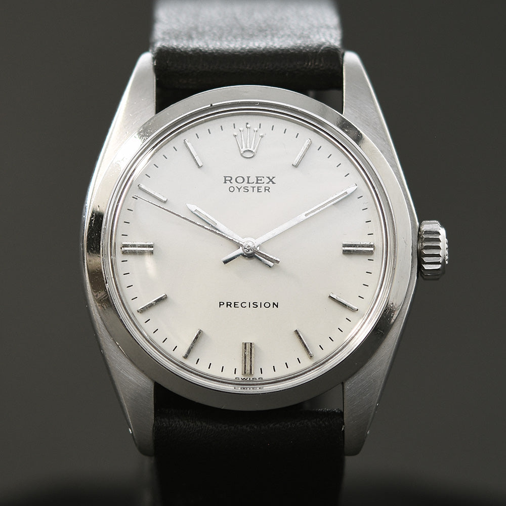 1970 ROLEX Oyster Precision Ref. 6426 Vintage Gents Watch
