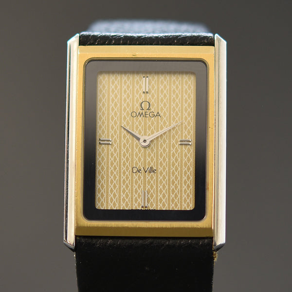 1983 OMEGA De Ville 'Opéra' Slim Dress Watch 191.0186