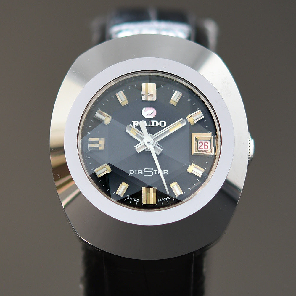 90s RADO Diastar-3 Automatic Swiss Ladies Ceramic Watch