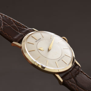 1953 GRUEN Veri-Thin 'Mystery Dial' Gents Dress Watch 415-855