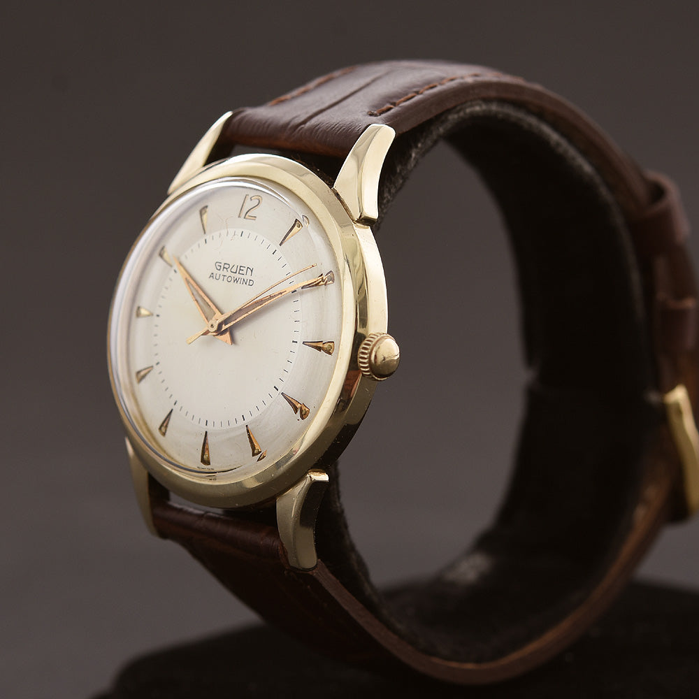 1956 GRUEN Autowind Gents Classic Watch 480SS-948
