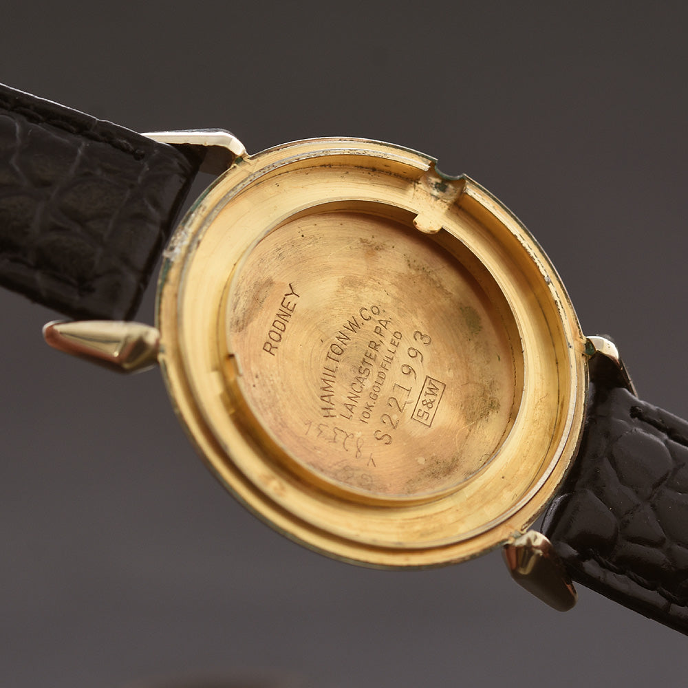 1955 HAMILTON USA 'Rodney' Gents Dress Watch