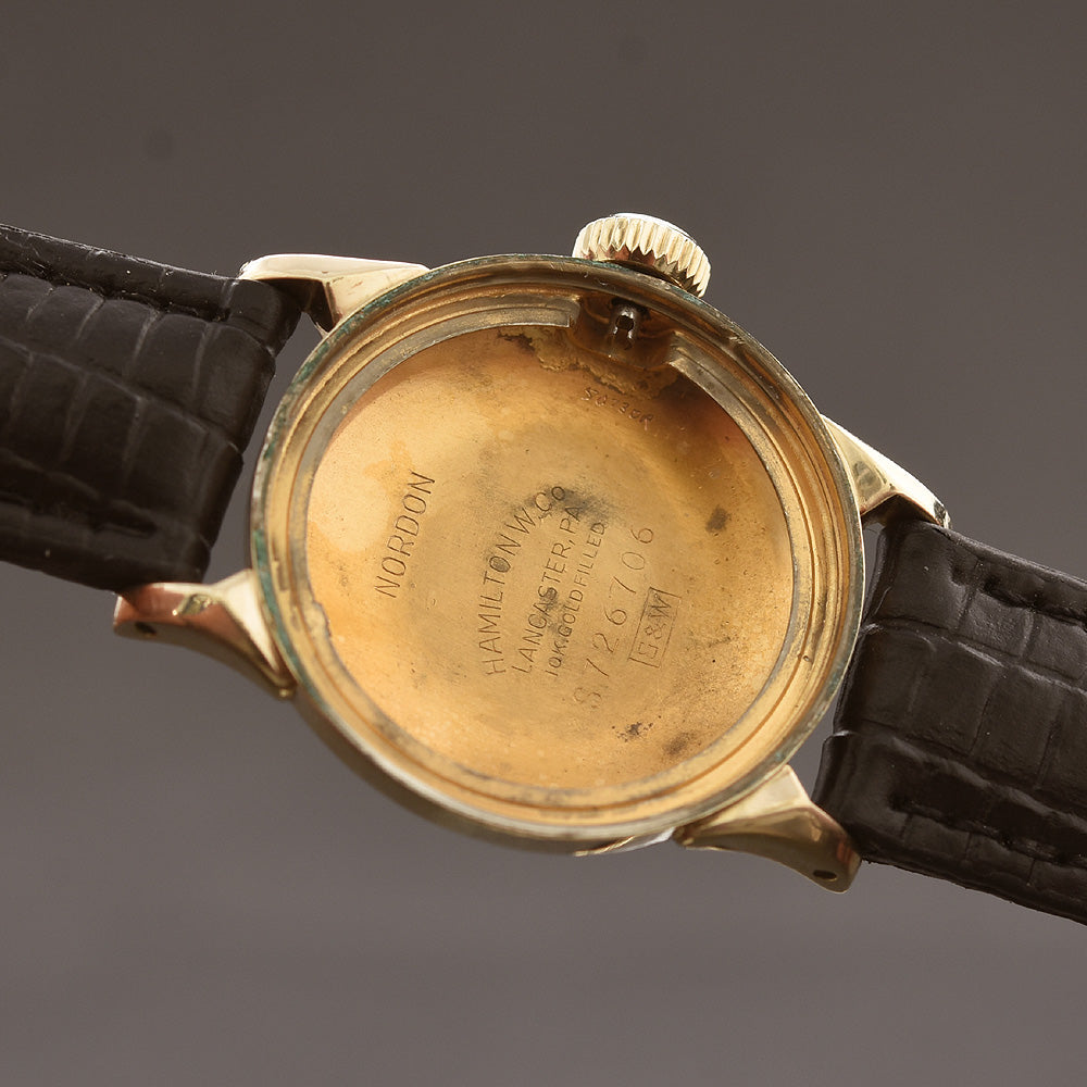 1948 HAMILTON cld USA 'Nordon' Gents Dress Watch