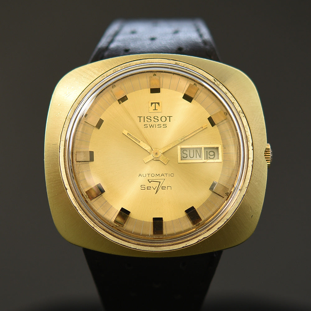 1972 TISSOT Automatic 'Seven' Day Date Gents Watch