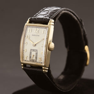 1941 HAMILTON USA 'Myron' Gents Dress Watch