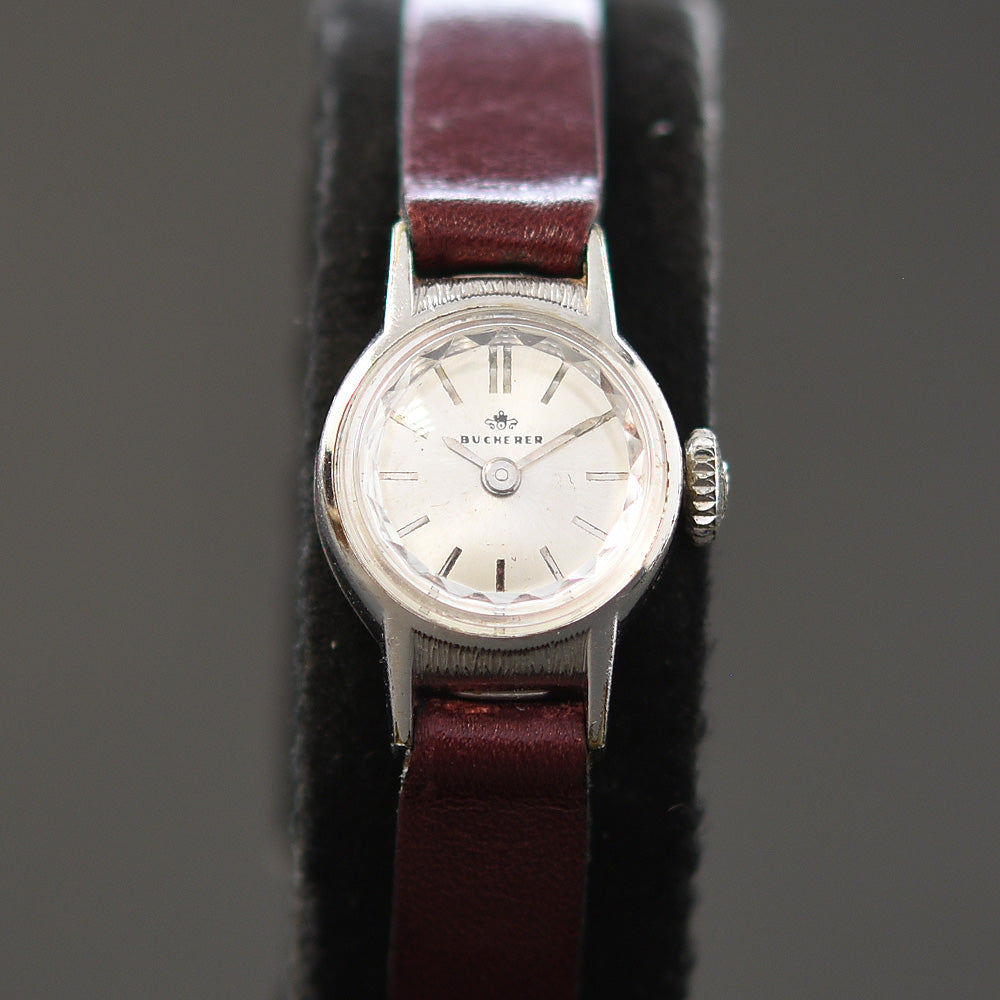 60s BUCHERER Tiny Ladies Vintage Cocktail Watch