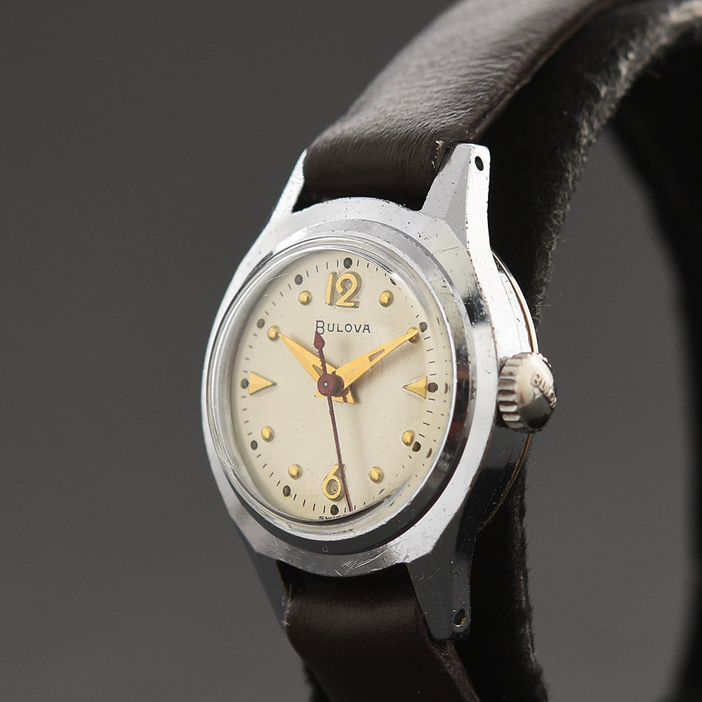 1957 BULOVA Classic Ladies Swiss Watch