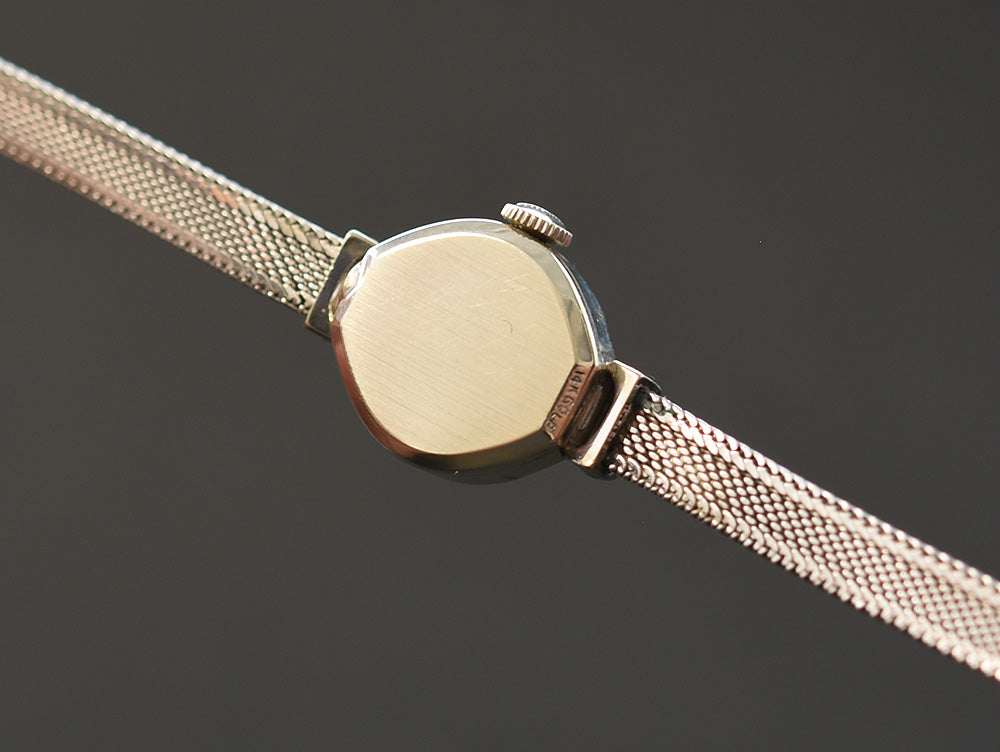 1967 LONGINES Ladies 14K Gold Cocktail Watch
