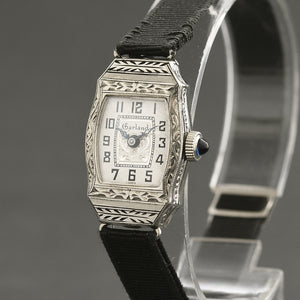 20s GARLAND Ladies Swiss Art Deco Watch