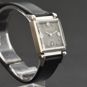 1947 BULOVA USA 'Beau Brummel' 14K Solid Gold Gents Vintage Watch