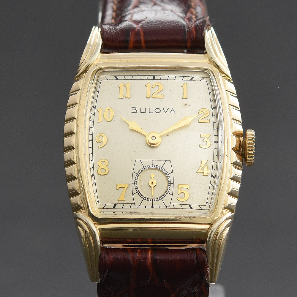 1952 BULOVA 'Hawley' Vintage Gents Dress Watch