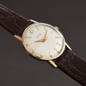 1960 HAMILTON 'Sea-Scape' Swiss Slim Gents Watch