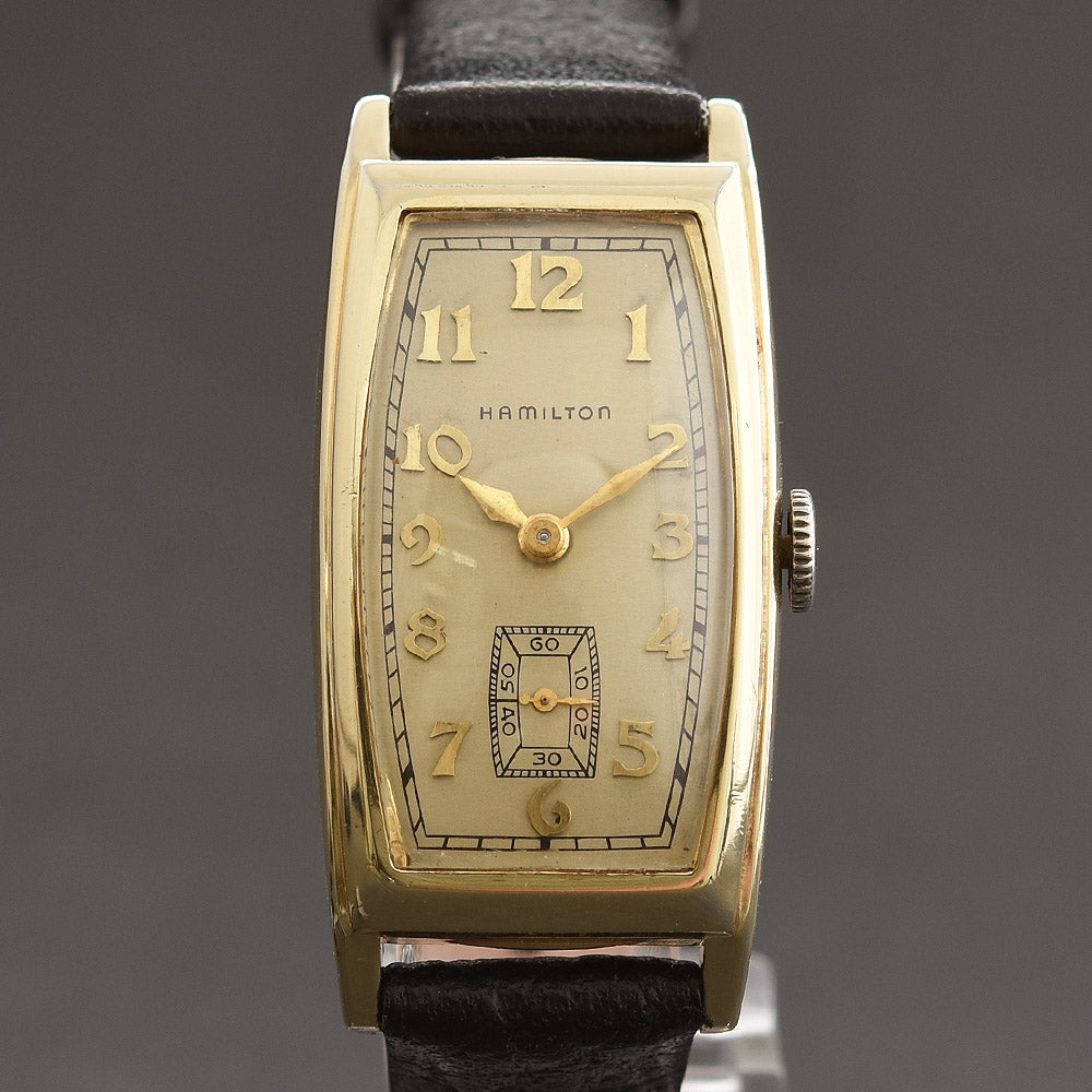 1937 HAMILTON USA 'Carlisle' Gents Dress Watch