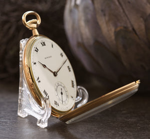 1914 E. HOWARD USA Gents Swing-Out Pocket Watch