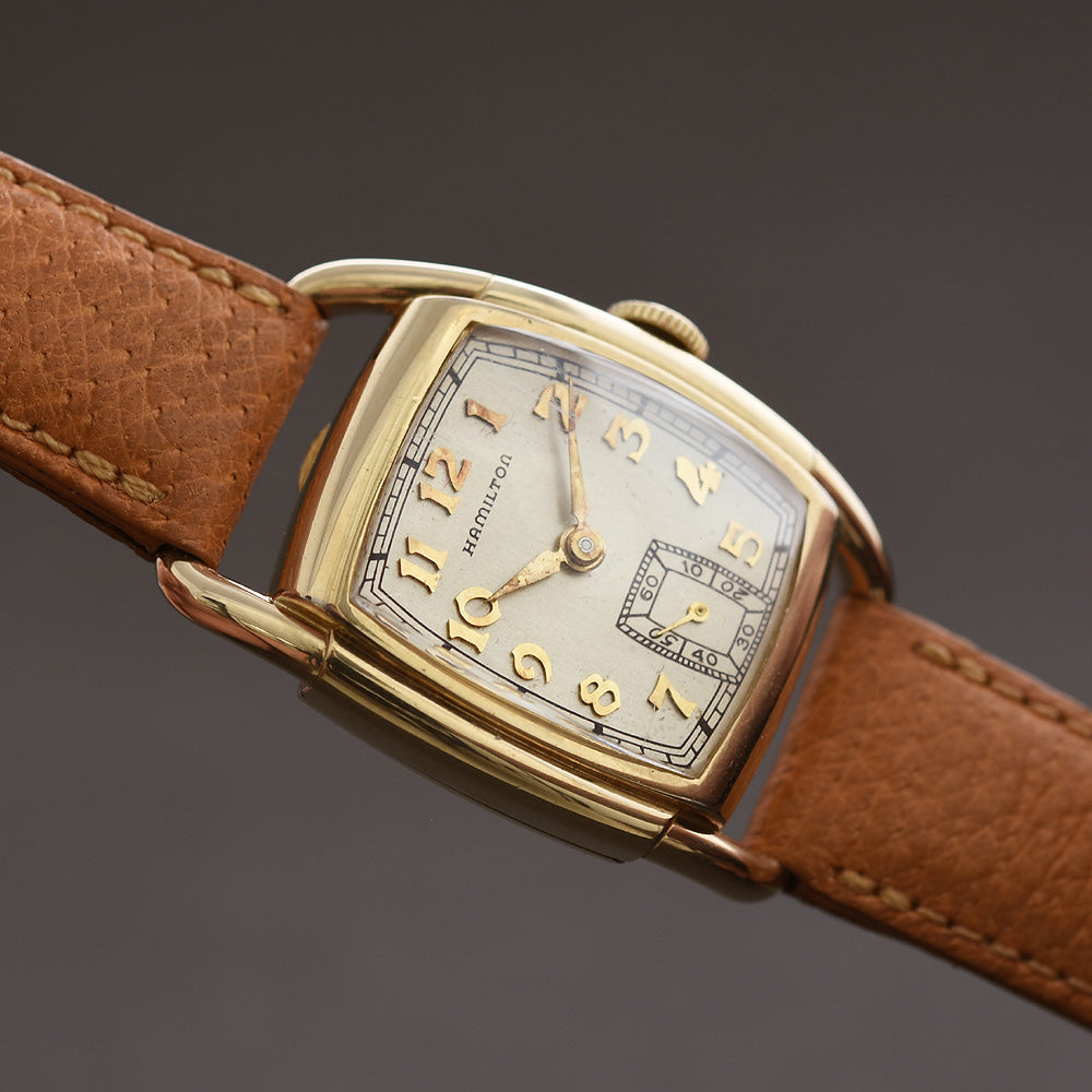 1938 HAMILTON USA 'Dodson' Gents Dress Watch