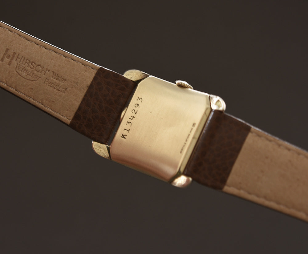 1948 GRUEN Veri-Thin 'The Groom' Gents Dress Watch