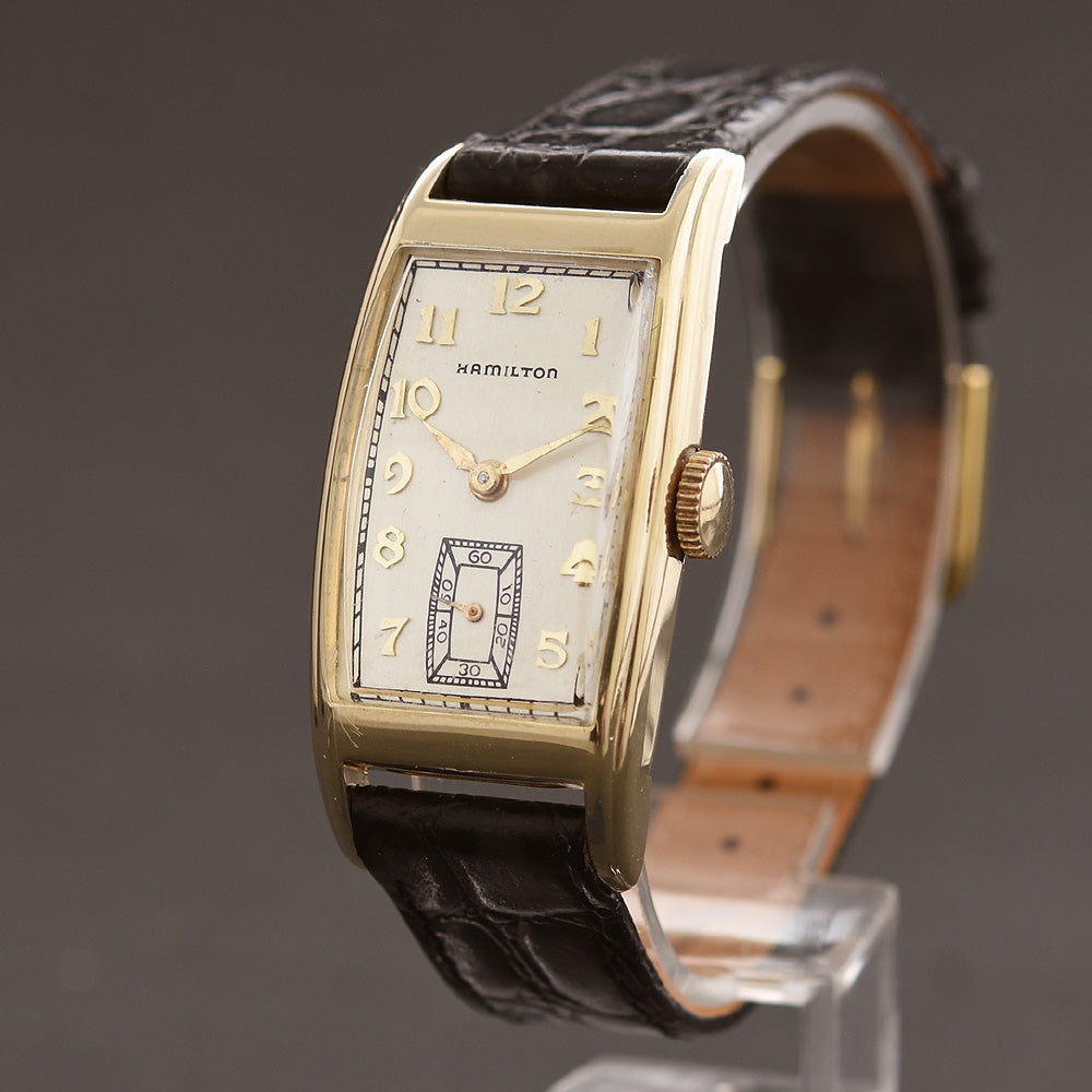 1935 HAMILTON USA 'Clark' Gents Dress Watch